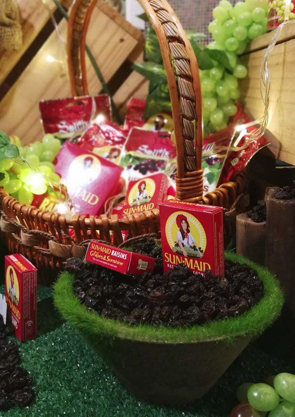 california raisins rasa-rasa sayang cooking contest naturally sweet