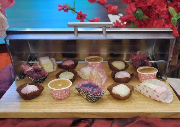 celestial dynasty petaling jaya sunday dim sum buffet lunch dessert