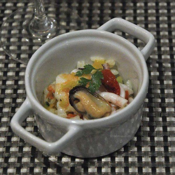 cicchetti di zenzero italian restaurant kuala lumpur risotto