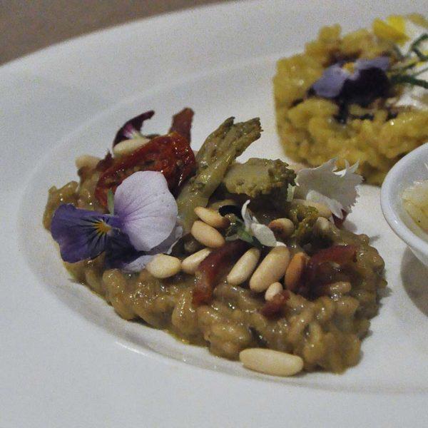 cicchetti di zenzero italian restaurant kuala lumpur risotto funghi
