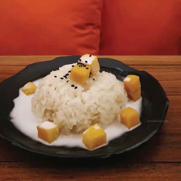 dodo dim sum bowls subang parade mango sticky rice