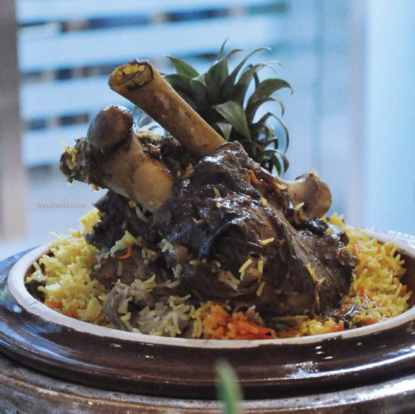 intercontinental kuala lumpur serena brasserie ramadan buffet briyani