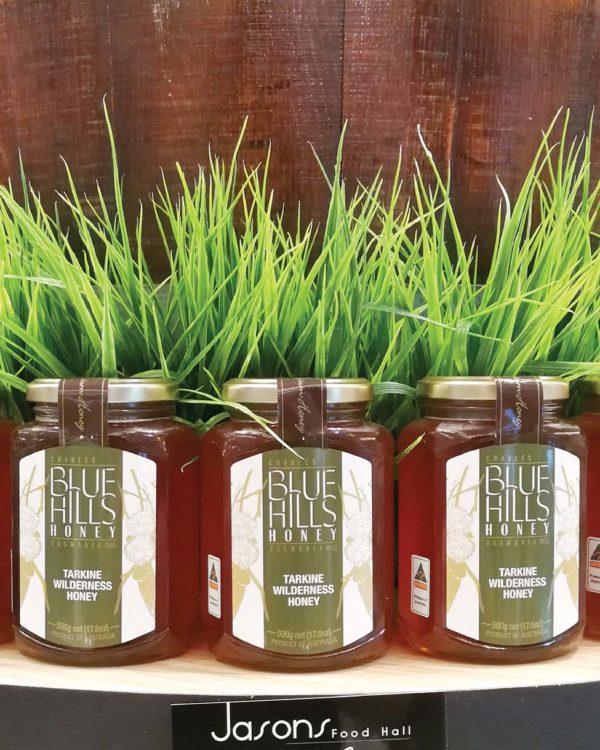 jasons food hall victoria tasmania australia products blue hills honey