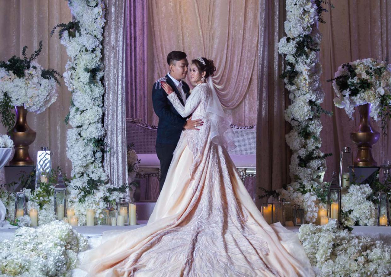 Grand Wedding Of The Year #SitiJamuMallWedding