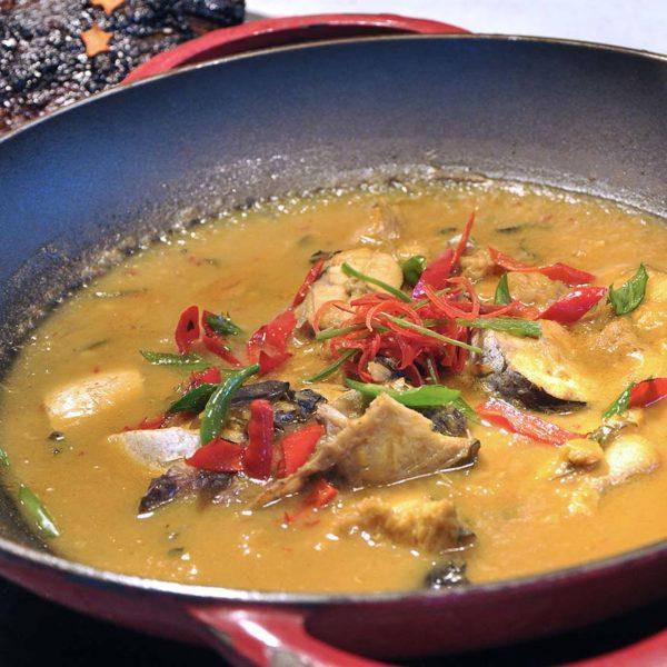 aloft kuala lumpur nook ramadan buffet selera indonesia cat fish tempoyak