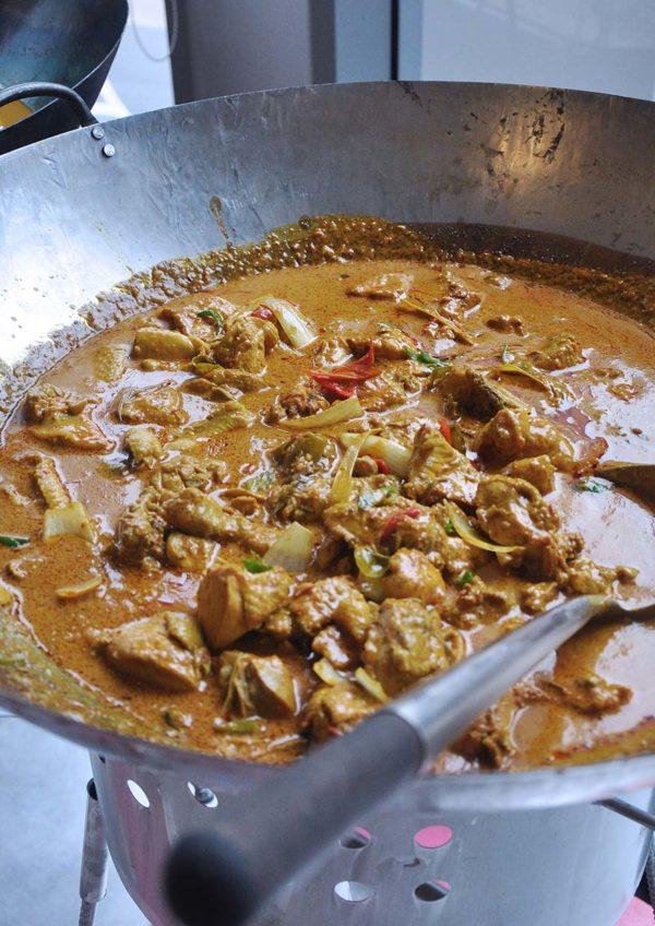 aloft kuala lumpur nook ramadan buffet selera indonesia gulai kawah
