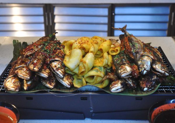 aloft kuala lumpur nook ramadan buffet selera indonesia ikan bakar