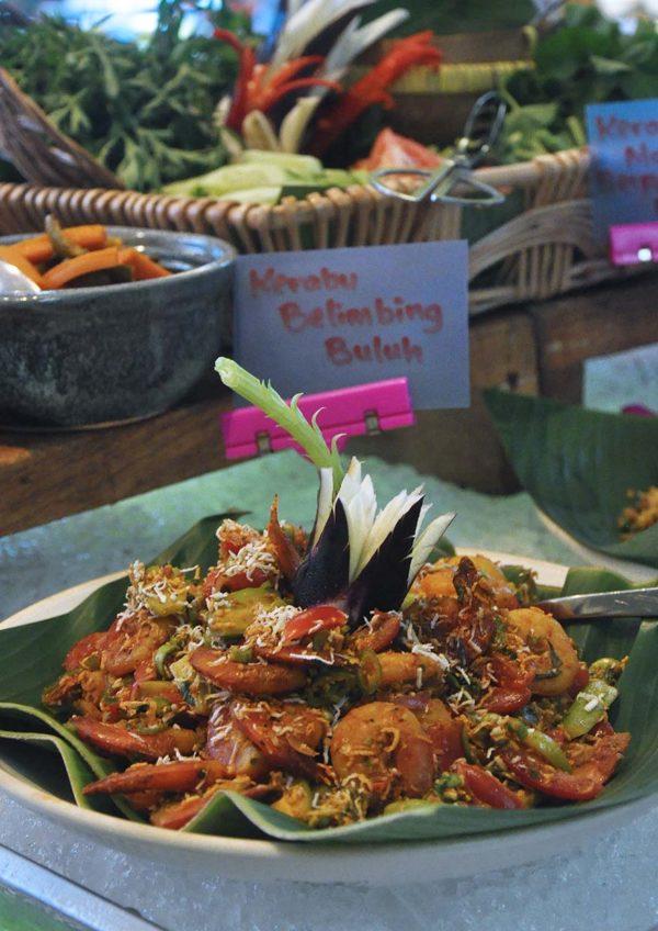 aloft kuala lumpur nook ramadan buffet selera indonesia kerabu