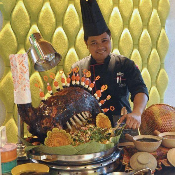 aloft kuala lumpur nook ramadan buffet selera indonesia roasted lamb