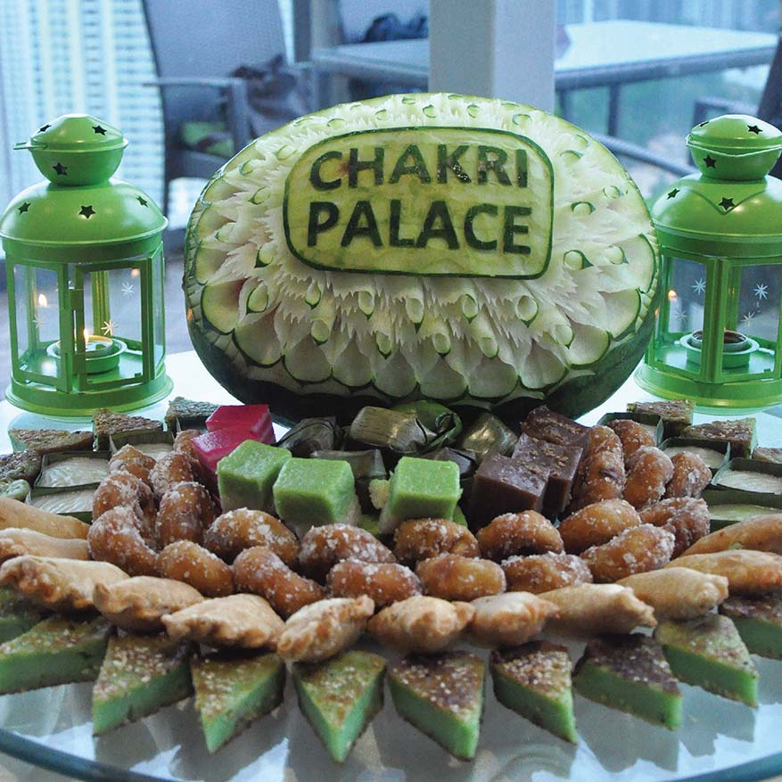 """Tantalizing Taste of Thailand"" Ramadan Buffet @ Chakri Palace"