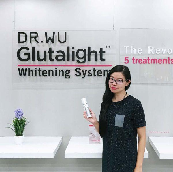 dr wu glutalight whitening system ivy kam