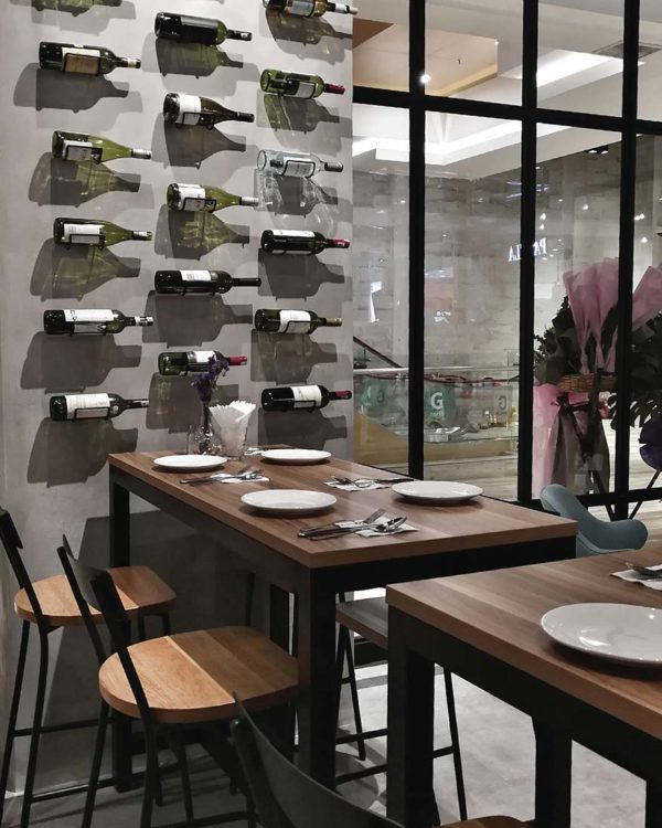 ekocheras mall taste by champignons french dining interior