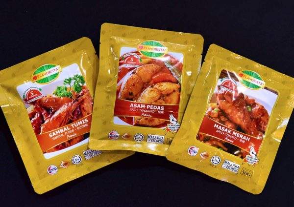 flavorista cooking premix powder malaysian dish convenience