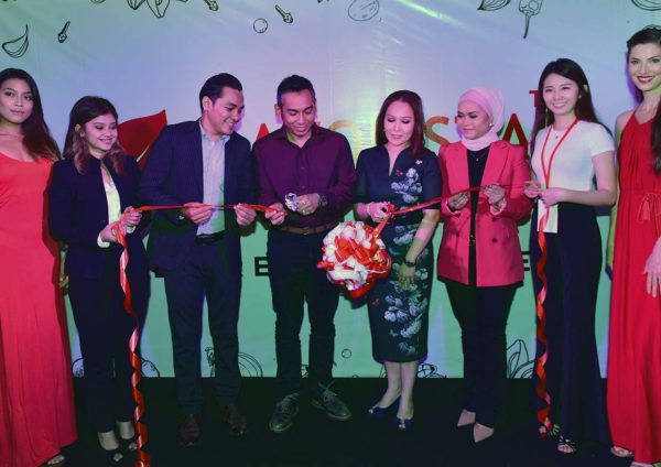 flavorista cooking premix powder malaysian dish launching event