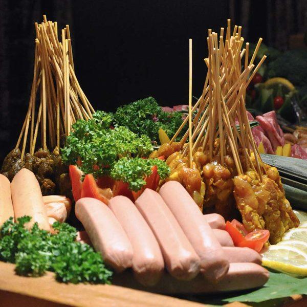 intercontinental kuala lumpur serena brasserie ramadan buffet satay
