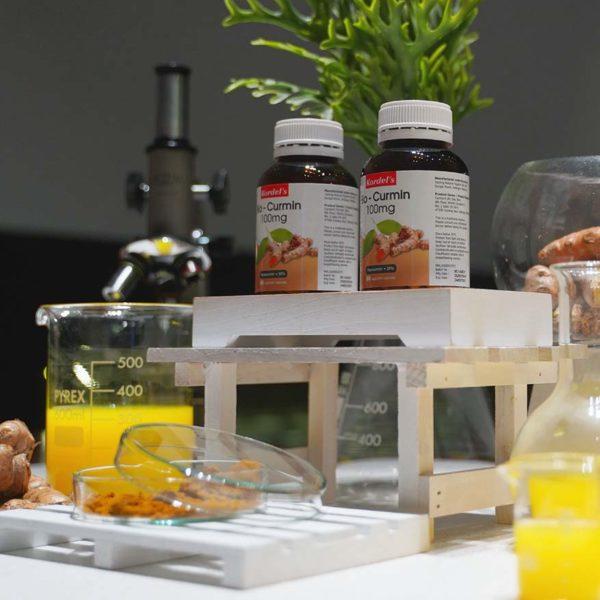kordels bio-curmin theracurmin turmeric curcumin