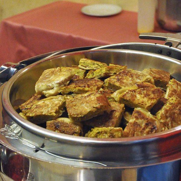 kuala lumpur international hotel toppot cafe limpahan lautan ramadan buffet murtabak