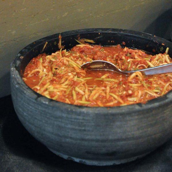 kuala lumpur international hotel toppot cafe limpahan lautan ramadan sambal mangga