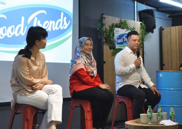 latest food trends fonterra brands malaysia discuss panel