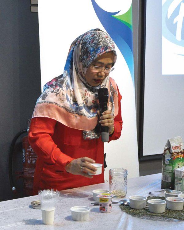 latest food trends fonterra brands malaysia megawati suzari cooking demo