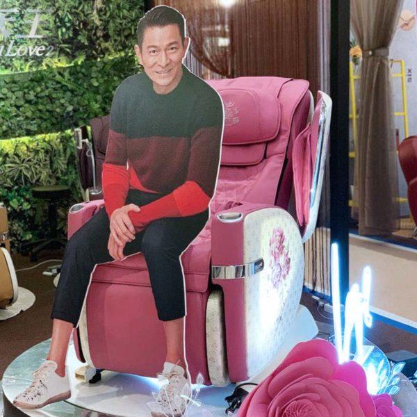 osim ulove 2 four hands massage chair andy lau