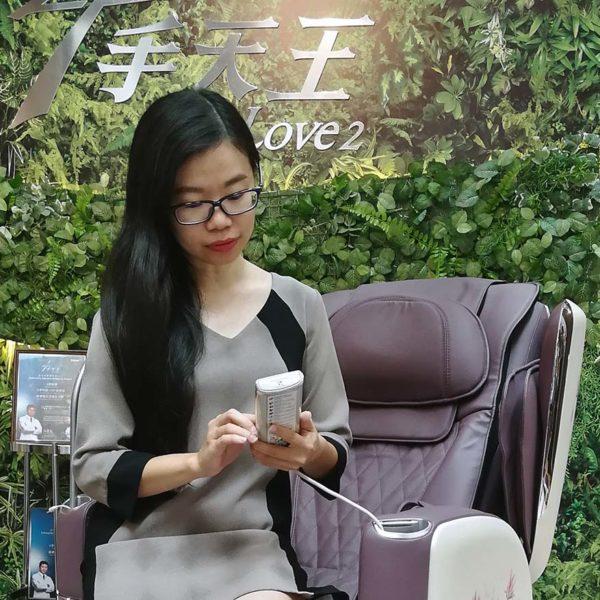 osim ulove 2 four hands massage chair ivy kam