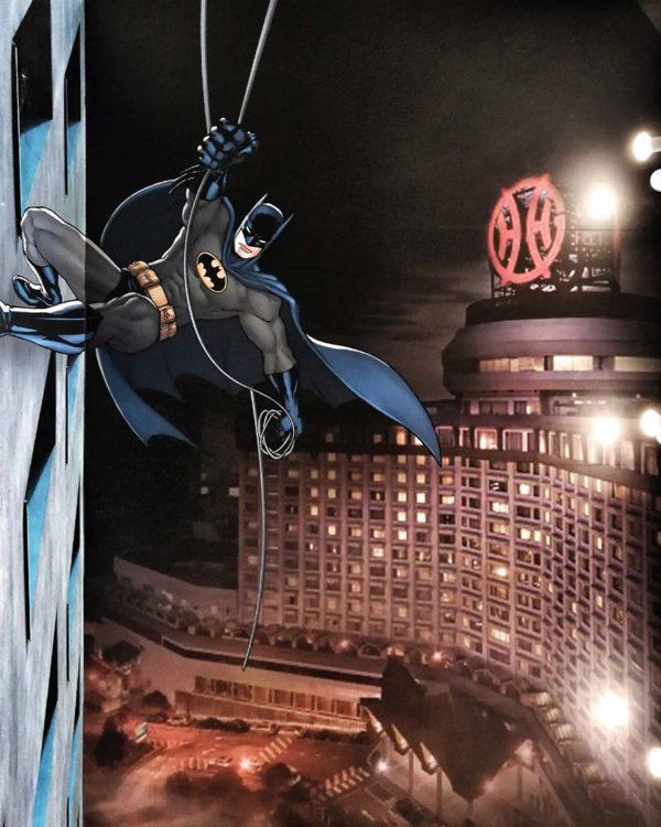 resorts world genting skyavenue batman 80th anniversary