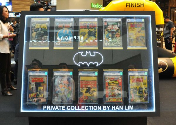 resorts world genting skyavenue batman 80th anniversary comic books