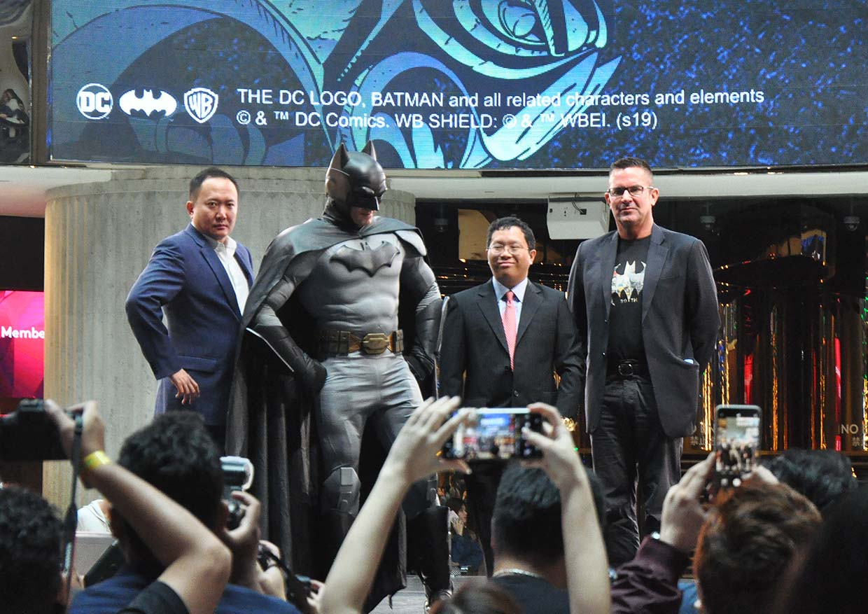 Batman's 80th Anniversary @ SkyAvenue, Resorts World Genting