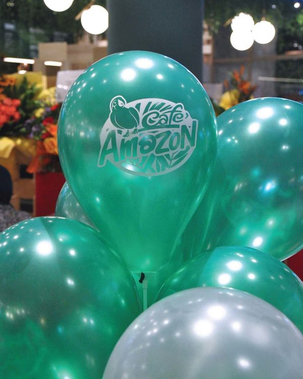 cafe amazon central i-city shah alam ballon
