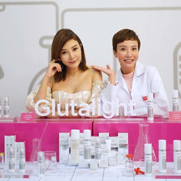 dr wu glutalight whitening system skincare