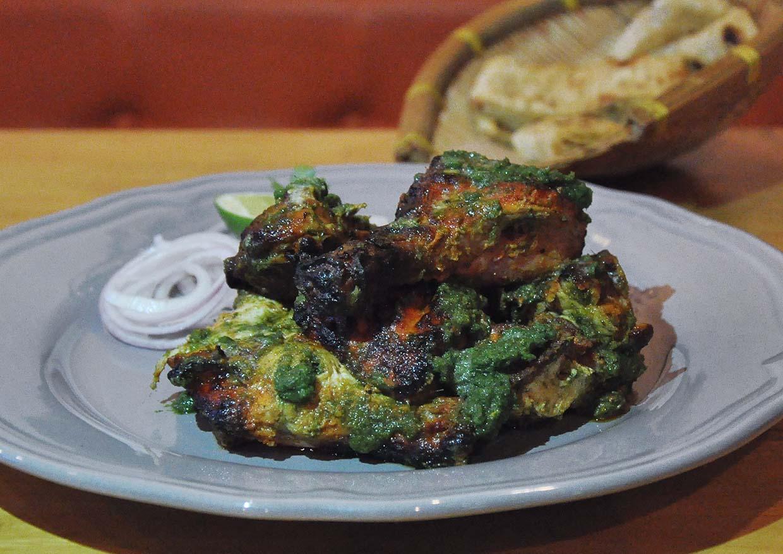 Authentic Northern Indian & Persian Cuisines @ Drop Exchange, Solaris Mont Kiara