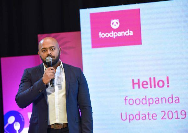 foodpanda online food delivery service sayantan das managing director