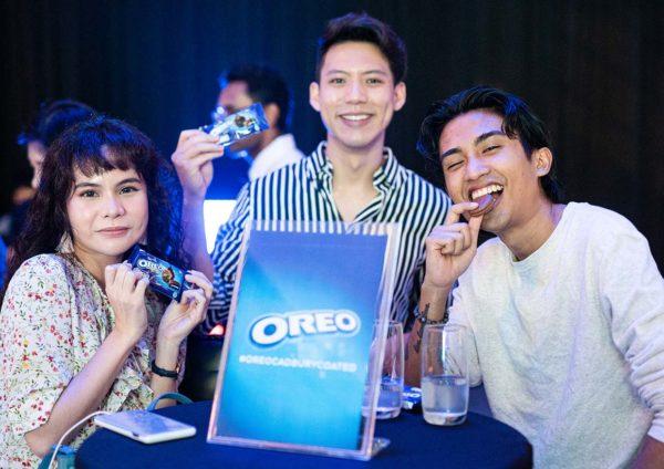 oreo chocolate coated cadbury dairy milk stay playful