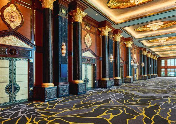 sunway resort hotel spa redefined event showcase ballroom foyer