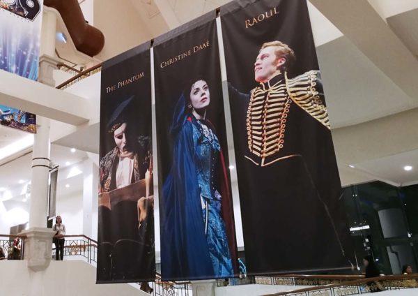 the phantom of the opera istana budaya kuala lumpur banner