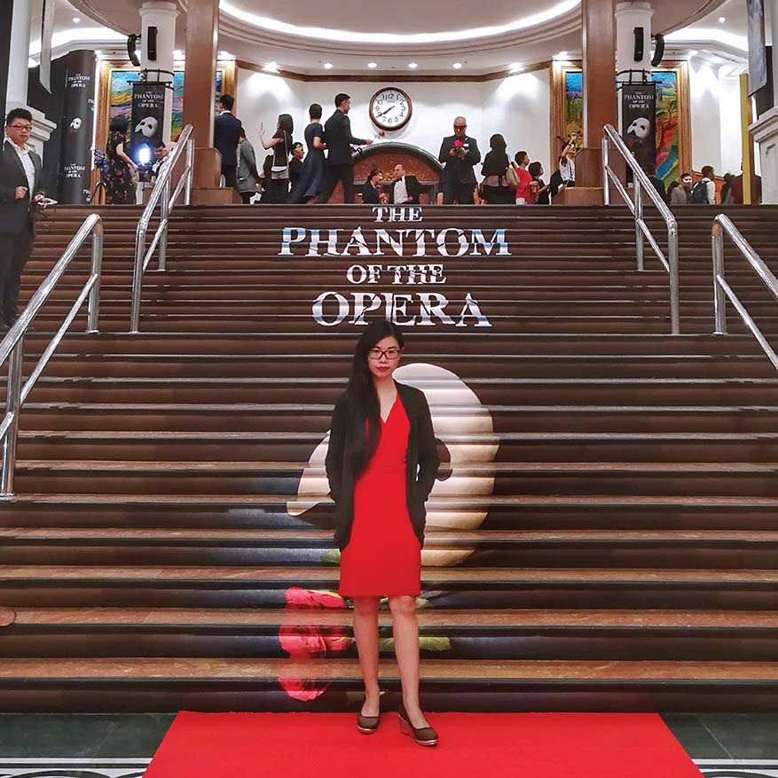 Memorable 'The Phantom Of The Opera' Experience @ Istana Budaya, Kuala Lumpur
