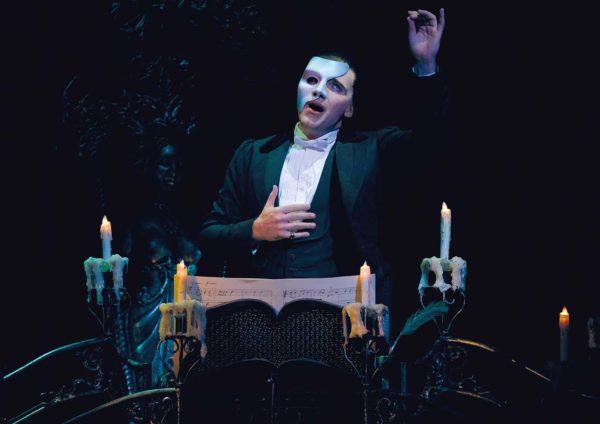 the phantom of the opera istana budaya kuala lumpur theatre