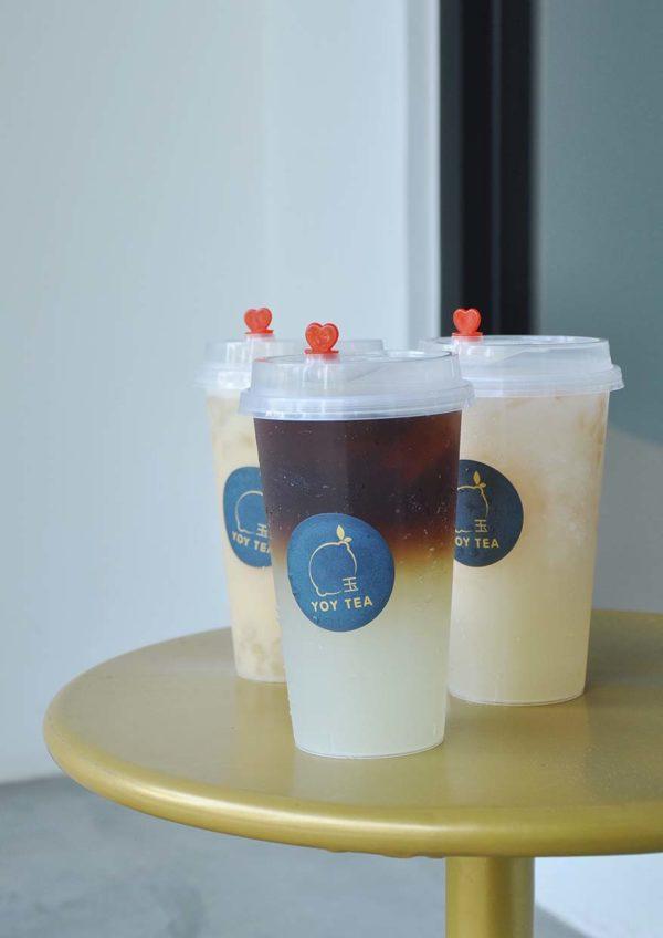 yoy tea bandar sunway perfume lemon beverages