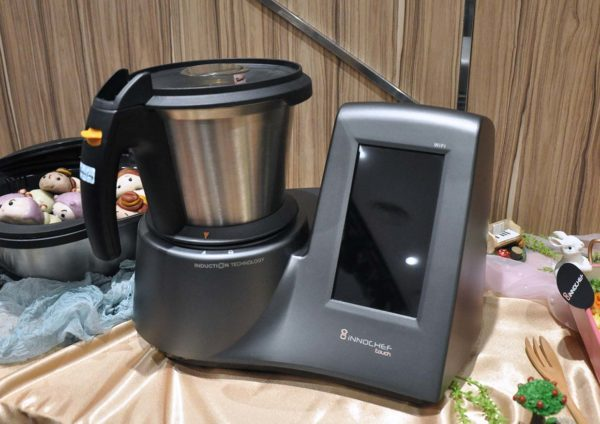 innochef touch intelligence food processor online recipes