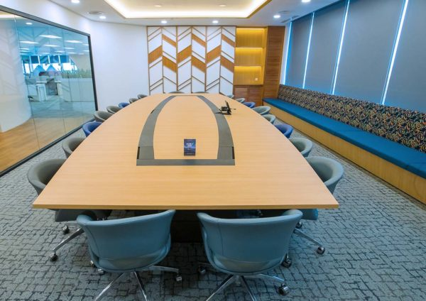 klook new malaysian office kl eco city conference room