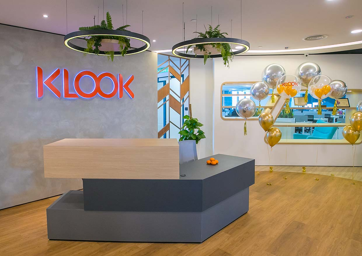 What I Like About Klook's New Integrated Office @ KL Eco City, Kuala Lumpur