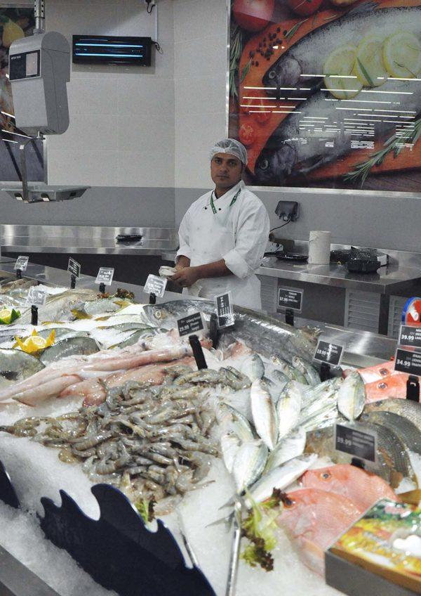 lulu hypermarket 1 shamelin mall cheras kuala lumpur seafood