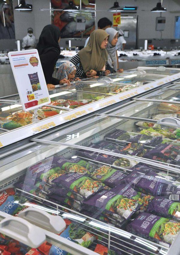 lulu hypermarket kuala lumpur food carnival promotion frozen food