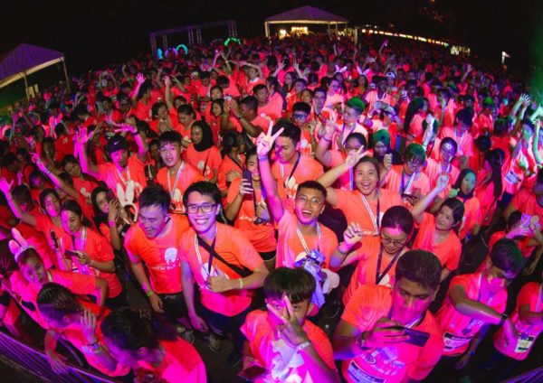 nkf glow run maeps serdang runners
