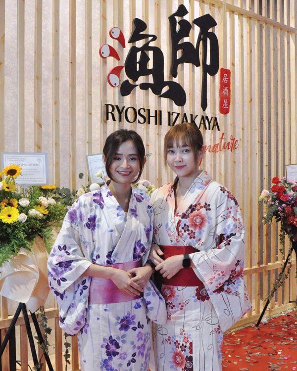 ryoshi izakaya signature atria shopping gallery pj japanese restaurant