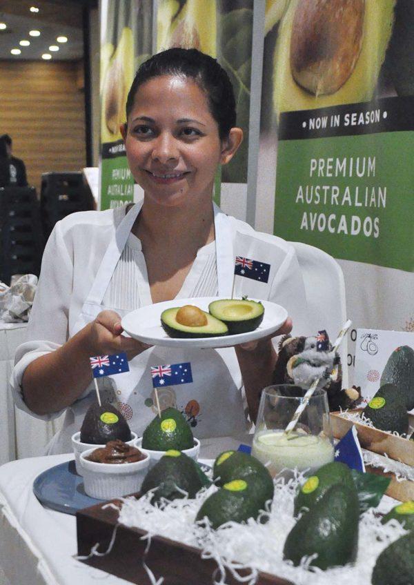 taste australia avocado alexandra prabaharan nutritionist