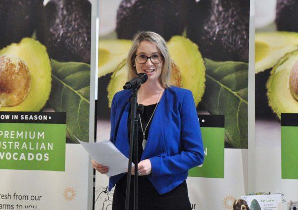 taste australia avocado caitlin noble austrade trade commissioner