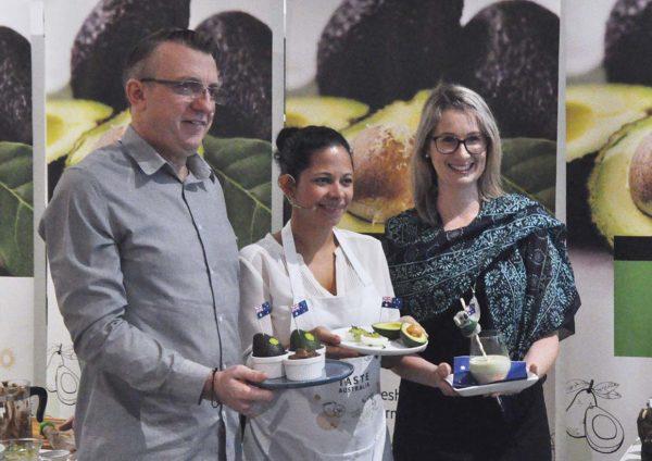 taste australia avocado launching event