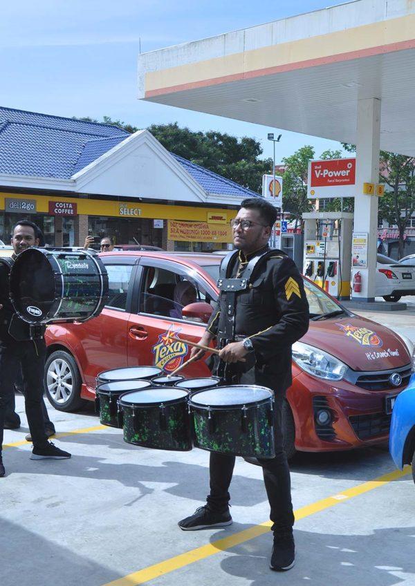 texas chicken malaysia drive thru sunway mentari performer